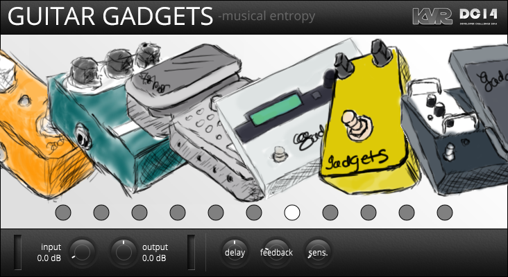 Guitar Gadgets screenshot